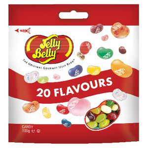 Jelly Belly Jelly Beans 20 Assorted Flavours 100g