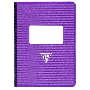 Clairefontaine 1951 Clothbound A5 Notebook 96 Page Purple