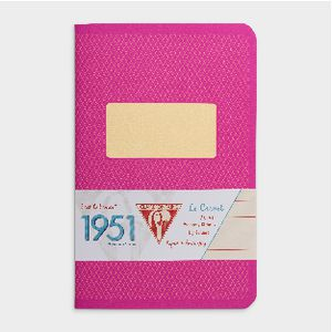 Clairefontaine 1951 Pocket Notebook 96 Page Pink
