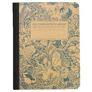 Clairefontaine Decomposition Ruled Notebook Sea 160 Page