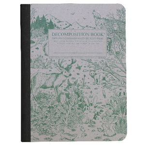 Clairefontaine Decomposition Ruled Notebook Animal 160 Page