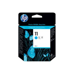 HP 11 Ink Cartridge Cyan
