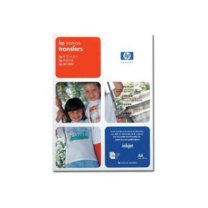 f1a7699c2 HP A4 Iron On T Shirt Transfers 12 Pack | Officeworks