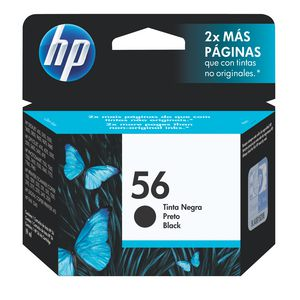 HP 56 Ink Cartridge Black