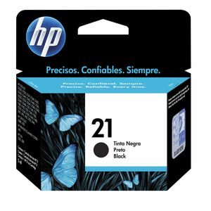 HP 21 Ink Cartridge Black