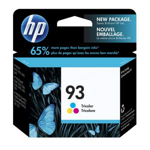 HP 93 Ink Cartridge Tri-Colour