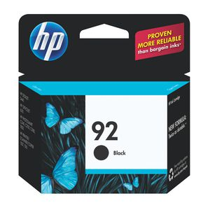 HP 92 Ink Cartridge Black