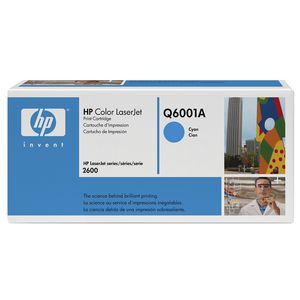 HP 124A LaserJet Toner Cartridge Cyan