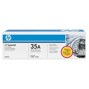 HP 35A LaserJet Toner Cartridge Black CB435A