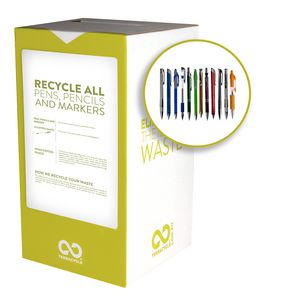 TerraCycle Zero Waste Box Pens and Markers Small