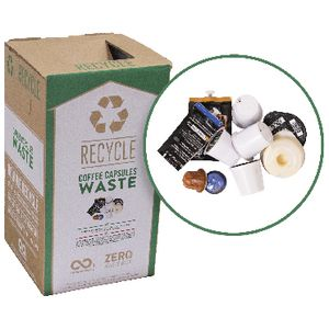 TerraCycle Zero Waste Box Coffee Capsule Small