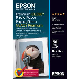 Epson 4 x 6 Premium Glossy Photo Paper 50 Pack