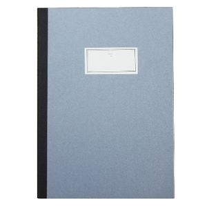 Clairefontaine Stitch Notebook Large Light Blue 80 Page