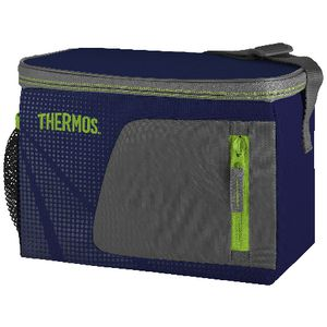 Thermos Radiance Insulated 6 Can Cooler Bag Dark Blue