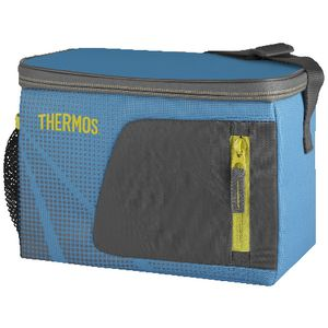 Thermos Radiance Insulated 6 Can Cooler Bag Light Blue