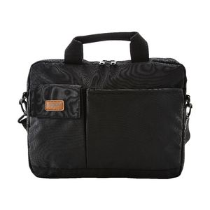 "Nifteen Club 14"" Recycled Laptop Bag Black"