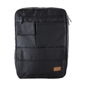 "Nifteen Club 15"" Recycled Laptop Backpack Black"