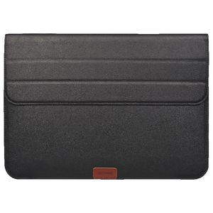"Nifteen Bon Voyage Macbook Sleeve 13"" Black"