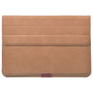 "Nifteen Bon Voyage Macbook Sleeve 13"" Brown"