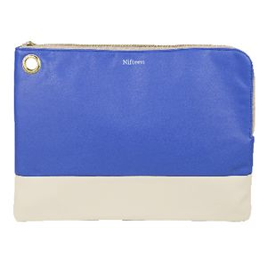 "Nifteen Big Spin Laptop Sleeve 13"" Blue"