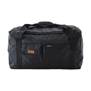 Nifteen Club Recycled Duffle Bag Black