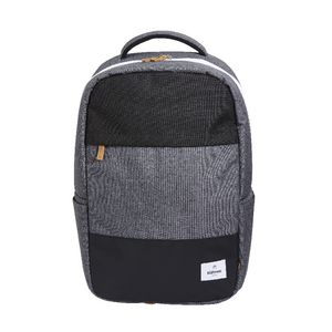 "Nifteen Downtown Laptop Backpack 15.6"" Black"