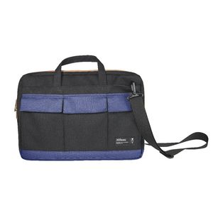 "Nifteen Thinner Laptop Bag 15"" Black"