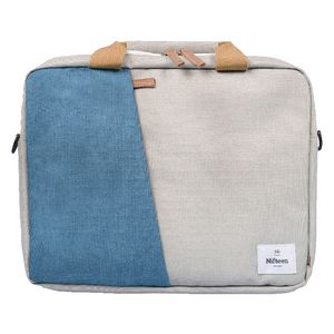 "Nifteen Manhattan Laptop Bag 13"" Blue"