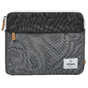 "Nifteen Osaka Laptop Sleeve 13"" Black"