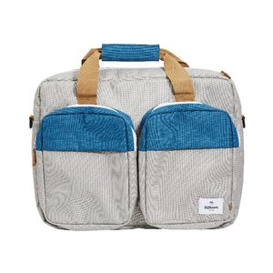 "Nifteen Stockholm Laptop Bag 15.6"" Blue"