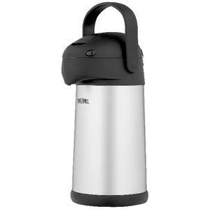 Thermos ThermoCafe Stainless Steel Pump Pot 2.5L