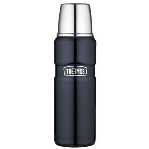 Thermos Stainless King Vacuum Insulated Flask 470mL Blue