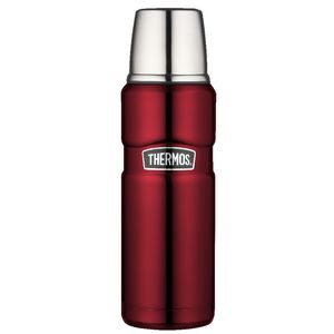 Thermos Stainless King Vacuum Insulated Flask 470mL Red