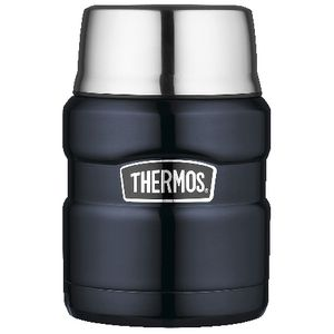 Thermos Vacuum Insulated Food Jar 470mL Midnight Blue