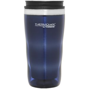 Thermos ThermoCafe Double Walled Tumbler 470mL Blue