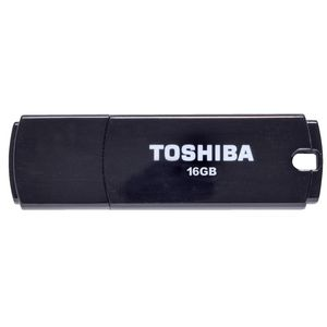 Toshiba 16GB Black Flash Drive