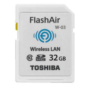 Toshiba 32GB FlashAir III Wireless SDHC Memory Card