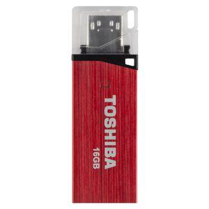 Toshiba 16 GB Duo 2 in 1 USB Flash Drive