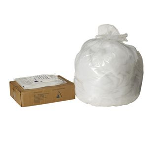 Tailored Packaging X Heavy Duty Bin Liners 82L 200 Pack Clear