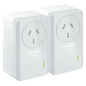 TP-LINK AV500 Powerline Adaptor Kit TL-PA4010PKIT
