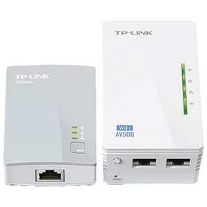 TP-LINK AV500 WiFi Powerline Starter Kit TL-WPA4220KIT