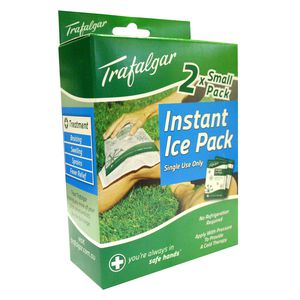 Trafalgar Instant Ice Pack Small 2 Pack