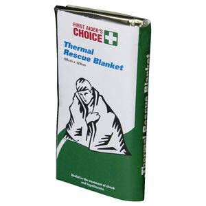 First Aiders Choice Emergency Thermal Blanket
