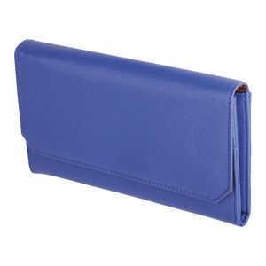 Travel Wallet Blue