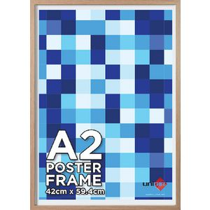 A2 Poster Frame Oak Value 5 Pack