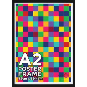 A2 Poster Frame Black Value 10 Pack