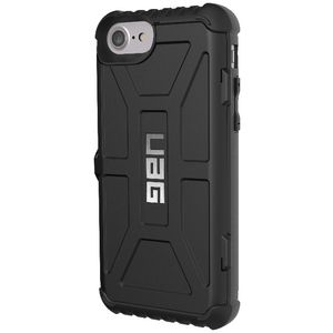 UAG Trooper iPhone 6/6s/7/8 Card Case Black