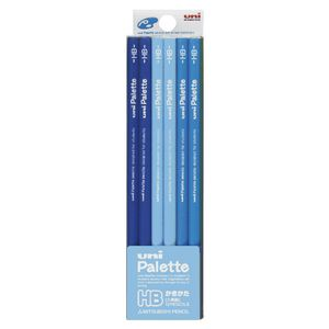 Uni Palette HB Graphite Pencils 12 Pack