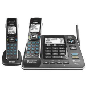 Uniden Cordless Phone with 2 Handsets 8355+1