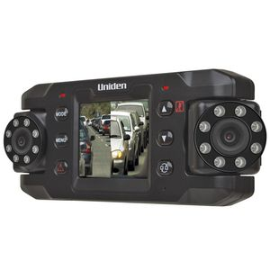 Uniden iGO CAM Dual Camera Car Accident Recorder Black 820